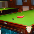 Two Pool Tables